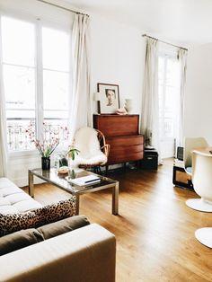Paris Photo Diary #1: Our Airbnb in Paris