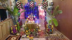 Varmahalakshmi decoration
