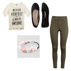 Untitled #59 by fashion-softball-girl on Polyvore featuring polyvore, interior, interiors, interior design, home, home decor, interior decorating, Wet Seal, H&M, Aéropostale and Full Tilt