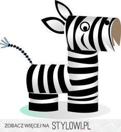 zebra z tutek