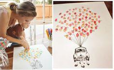 Maria Chiquinha: Inspiração | Árvore de assinaturas dos convidados!