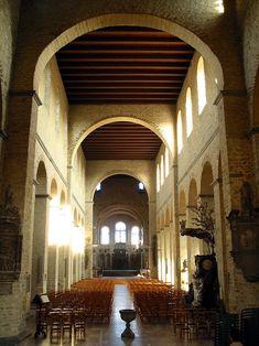 St. Gertrude, Nivelles, Belgium - Romanesque architecture - Wikipedia, the free encyclopedia