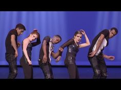 The Next Step - Extended: Internationals Mystery Dance - YouTube