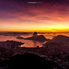 Speachless sunrise in Rio ✨ Amazing sky colors!!  Pic by @higordepadua  . . #naturalplease#tourism#wanderlust#travel#traveling#instatraveling#turismo#viagem#travelgram#vacation#photooftheday#picoftheday#life#cool#awesome#amazing#destination#inspo#lifestyle#sunsetlovers#sky#rio#riodejaneiro#rio2016#brazil#brasil#sunrise#view#panorama#landscape