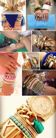 Arm Candy Inspiration