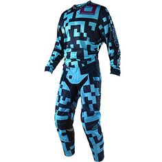 Red, XX-Large Troy Lee Designs Off Road Motocross GP Air Jersey Prisma 2