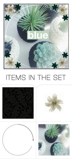 """""""closed icon"""" by carebear-chan ❤ liked on Polyvore featuring art, icons, icon and plants"""