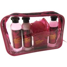 6-piece Luxury Spa Gift Set for Women with Pink Lace Travel Toiletry Case - Raspberry Sugar or Vanilla Lace (Vanilla Lace (Pink)) - Best Stocking Stuffers for Her or Women or Mom and Best Christmas Gifts for Her or Women or Mom or Grandma 2013A beautiful luxurious bath/spa gift set for the woman you love!  Even if it's yourself!Product…View Post