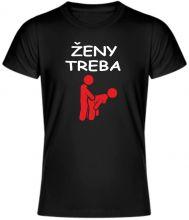 Originálne tričko s nápisom ženy treba milovať, tričko ktoré si získa pozornosť. Ideálne ako Valentínsky darček :D UNISEX tričko zo 100% bavlny dostupné vo viacerých farbách a veľkostiach.