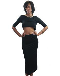 Shop our Split Dress