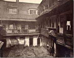 Cool 19th century shots of London.