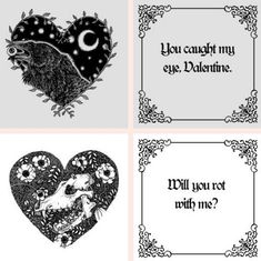 **NOW TAKING PREORDERS for these Valentines! All valentines will ship the week of February to ensure delivery by Valentine's Day, for domestic. Gravity Falls, Blackwork, Leelah, My Champion, You Draw, Art Inspo, Creepy, Cool Art, Horror