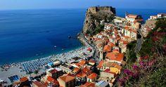 O que fazer na região da Calábria #viajar #viagem #itália #italy