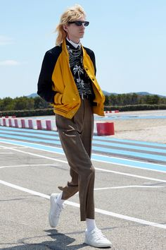 Men Fashion Show, Fashion Week, Mens Fashion, Fashion Trends, Runway Fashion, Style Emo, Mode Style, Celine, Hedi Slimane