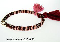 Armband Ethno von www.Schmuckkistl.de auf DaWanda