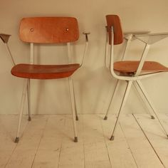 Friso Kramer Result chair school chairs with armrests