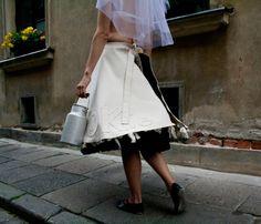 Halka Walerii - COOKie - wystrój się do gotowania na FabrykaForm.pl Lace Skirt, Cookie, Ballet Skirt, Skirts, Fashion, Moda, Biscuit, Tutu, Skirt