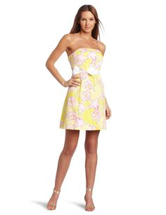 Lilly Pulitzer Women's Amberly Dress http://click-this-info.tk/AmberlyDress