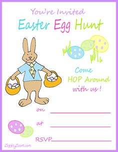 free easter invitation templates koni polycode co