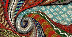 Birth of a Planet - Mosaic Wall Art by Showcase Mosaics   Art   Pinterest   Mosaic Wall Art, Mosaic Wall and Mosaics