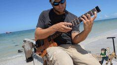 Point Pleasant Playthrough 8 String Clean Guitar