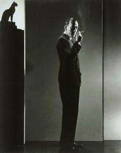 Noel Coward, 1932, by Edward Steichen