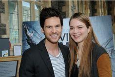 Riley (Leo) and Hilmar (Vanessa)