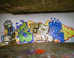 Bad Cannstatt, Hall of Fame #StreetArt #落書き #ArteCallejero #ストリートアート #art de rue #Straßenkunst ✨✏️ - https://wp.me/p7Gh1Z-2Ap #kunst #art #arte #sztuka #ਕਲਾ #konst #τέχνη #アート