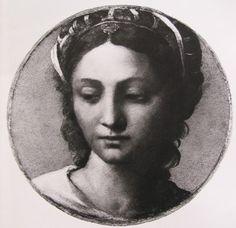 Bona Maria Sforza, Queen of Poland, daughter of Isabella of Aragon, c. 1516/17