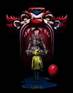 IT, IN THE SEWERS WITH GEORGIE!