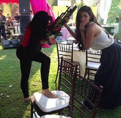 Claudia Ochoa Felix: Meet the Mexican Kim Kardashian Who Heads Drug Cartel Hit Squad Chevrolet Suburban, Gangster Girl, Latina Girls, Tomboy Fashion, Tomboy Style, Female Soldier, Dangerous Woman, Badass Women, Past Life