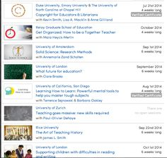 5 Free Courses for Teachers Professional Development ~ Educational Technology and Mobile Learning