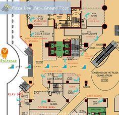 25 Best Mall Floor Plans Images Mall Floor Plans