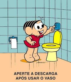 Cartazes sobre higiene com a Turma da Mônica - ESPAÇO EDUCAR