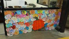 Pumpkin psch that sylvia made