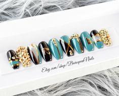 baroquennails.etsy.com #nails #gelnails #naillife #beautyfinds #coffinnails #etsy #pressons #candynails #nailinspo #pinknails #acrylicnails #viral #mattenails #giftideas #stilettonails #falsenails #nailgoals #nailsofinstagram #glueonnails #fakenails Ivory Nails, Pink Nails, Glitter Nails, Swarovski Nails, Crystal Nails, Swarovski Crystals, Glue On Nails, Gel Nails, Nails First