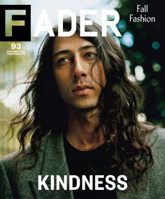 Kindness FADER cover story
