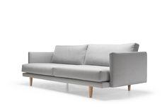 Hakola Lazy. Design Annaleena Hämäläinen. Outdoor Sofa, Outdoor Furniture, Outdoor Decor, Sofas, Love Seat, New Homes, Couch, Living Room, Interior Design