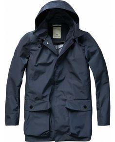 Fashion raincoat - Jackets - Scotch & Soda Online Shop ($200-500) - Svpply