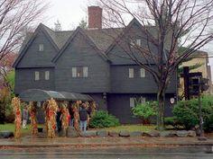 The Salem Witch House History | Salem, MA Patch