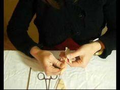 Cloth doll Finger turning tutorial.wmv