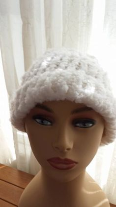 Knit Slouchy Beanie Knit Hat Toboggan Hat by PunkinPatchApparel