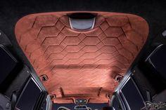 Mercedes GL. Разработка дизайн-проекта и перетяжка потолка. Установка музыкальной системы класса Hi-End — Сообщество «Стайлинг» на DRIVE2