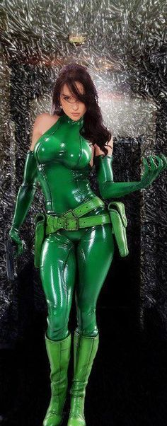 Madame Hydra Cosplay