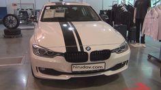 BMW 320d xDrive Sedan Alpine White (2013)
