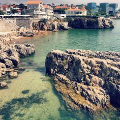 Wandering around #Cascais and finding out these viewpoints. #portugal