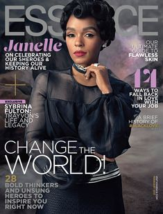 """The leading ladies of """"Hidden Figures"""" Taraji P. Henson, Octavia Spencer and Janelle Monáe cover the February 2017 issue of Essence magazine photographed Black Love, Black Is Beautiful, Black Art, Beautiful People, Fashion Business, Octavia Spencer, Taraji P Henson, Essence Magazine, Black Magazine"""