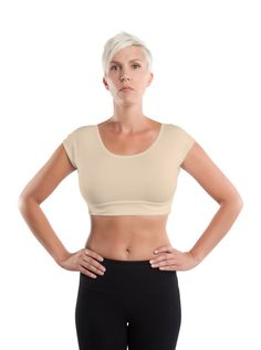 Basic Style Modest Layering Shirt | Popular Modesty Shirts | HALFTEE Layering Fashions