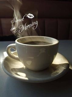 Coffee mist
