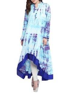 Check out what I found on the LimeRoad Shopping App! You'll love the blue cotton high low kurta. See it here http://www.limeroad.com/products/9882043?utm_source=1422f64fe6&utm_medium=android